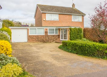 Thumbnail 4 bed detached house for sale in Abinger Way, Norwich