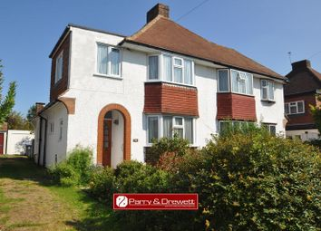Thumbnail 3 bed semi-detached house for sale in Bramshaw Rise, New Malden