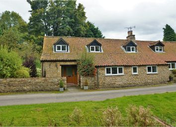 Thumbnail 4 bed cottage for sale in Beck Lane, Hackthorn
