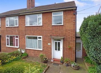 Thumbnail 3 bed property for sale in Mount Road, Stone, Staffordshire