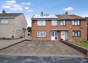 Thumbnail 3 bedroom semi-detached house for sale in Fernsteed Road, Bishopsworth, Bristol