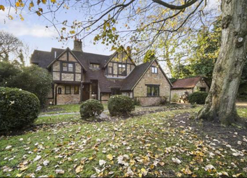Thumbnail 4 bed detached house for sale in Esher Place Avenue, Esher