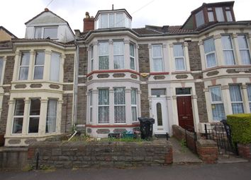 Thumbnail 5 bedroom terraced house for sale in Queens Road, St. George, Bristol