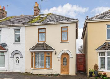 Thumbnail 3 bedroom end terrace house for sale in Cecil Road, Parkstone, Poole, Dorset