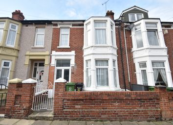 Thumbnail 3 bed terraced house for sale in Glenthorne Road, Copnor, Portsmouth