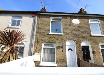 Thumbnail 2 bedroom terraced house to rent in The Grove, Swanscombe, Kent