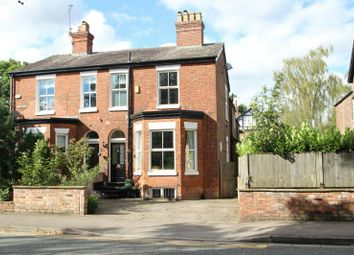 Thumbnail 4 bed semi-detached house for sale in Park Road, Hale, Altrincham