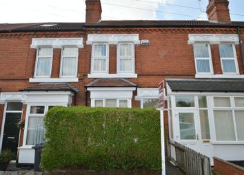 Thumbnail 2 bed terraced house to rent in Highbury Road, Kings Heath, Birmingham