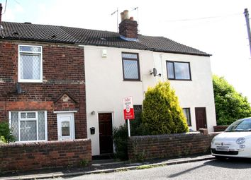 Thumbnail 2 bed terraced house to rent in Barker Lane, Brampton, Chesterfield