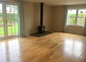 Thumbnail 3 bed detached house to rent in Meikleour, Perth