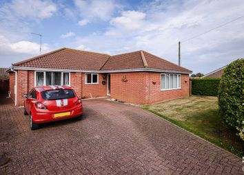 Thumbnail 4 bed detached bungalow for sale in Bulmer Lane, Winterton-On-Sea, Great Yarmouth
