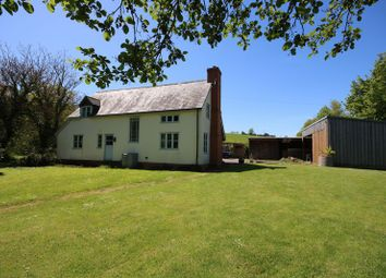 Thumbnail 3 bed detached house for sale in Sampford Brett, Taunton