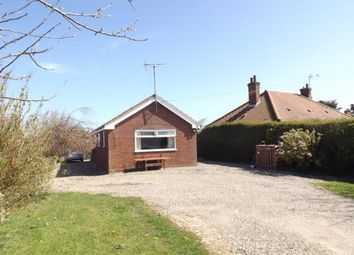 Thumbnail 2 bed bungalow for sale in Bacton, Norwich, Norfolk