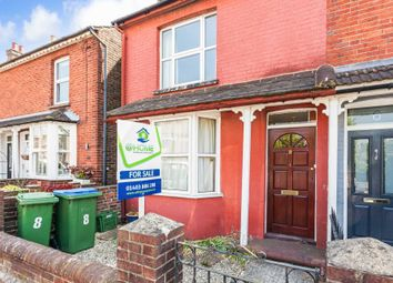 Thumbnail 3 bed semi-detached house for sale in Barrington Road, Horsham