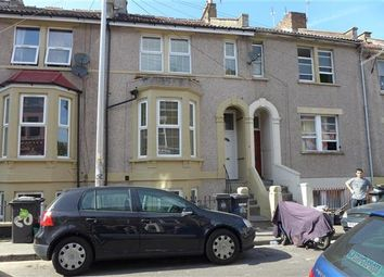Thumbnail 3 bedroom terraced house to rent in Albany Road, Montpelier, Bristol