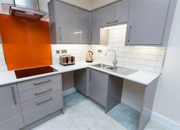 Thumbnail 1 bed flat for sale in Rutland Road, Skegness