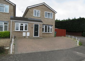 Thumbnail 3 bedroom property to rent in Coots Close, Buckingham