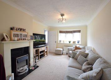 Thumbnail 3 bed terraced house for sale in Chertsey Rise, Stevenage, Hertfordshire