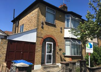 Thumbnail 3 bed semi-detached house for sale in Essex Road, South Woodford