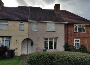 Thumbnail 2 bed terraced house to rent in Exton Gardens, Dagenham
