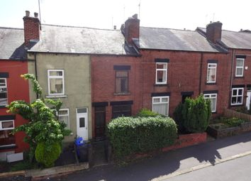 Thumbnail 3 bed terraced house for sale in Victor Street, Sheffield