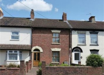 Thumbnail 2 bed terraced house to rent in Bristol Road, Bridgwater, Somerset