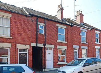 Thumbnail 3 bed terraced house for sale in Grasmere Road, Abbeydale, Sheffield
