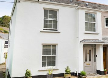 Thumbnail 2 bed end terrace house for sale in Flushing, Falmouth, Cornwall