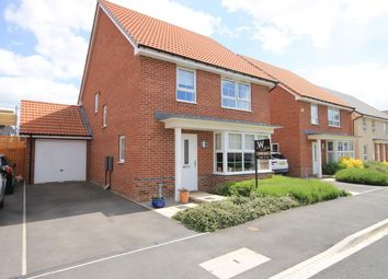 Thumbnail 4 bed detached house for sale in De Lacy Road, Northallerton