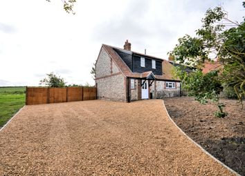 Thumbnail 3 bed cottage to rent in Ringstead, Hunstanton