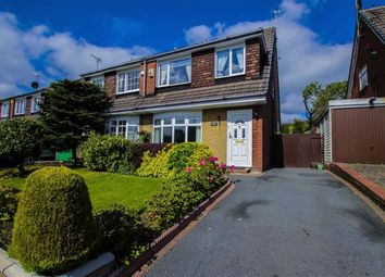 Thumbnail 3 bed semi-detached bungalow for sale in Southwood Drive, Baxenden, Lancashire