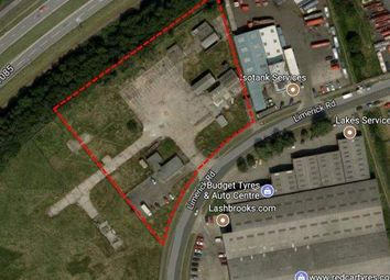 Thumbnail Industrial to let in Limerick Road, Redcar