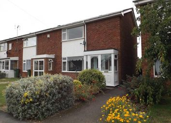 Thumbnail 2 bed semi-detached house for sale in Trinity Road, Whetstone, Leicester, Leicestershire