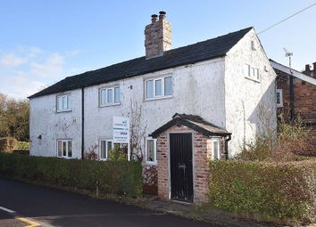 Thumbnail 2 bed cottage for sale in Mobberley Road, Wilmslow