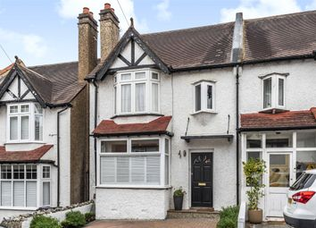 3 bed detached house for sale in Wilmot Road, Purley, Surrey CR8