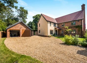 Thumbnail 5 bed detached house for sale in Bergh Apton, Norwich, Norfolk
