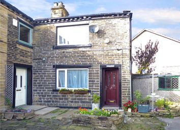 Thumbnail 2 bed end terrace house for sale in Foster Square, Denholme, Bradford, West Yorkshire