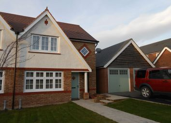 Thumbnail 3 bed semi-detached house to rent in York Road, Calne