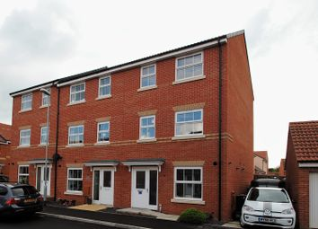 Thumbnail 4 bed end terrace house for sale in Lavinia Way, Wembdon, Bridgwater