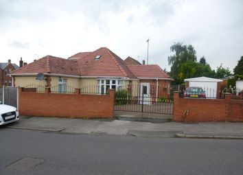 Thumbnail 4 bed detached bungalow for sale in Sherwood Street, Warsop, Mansfield