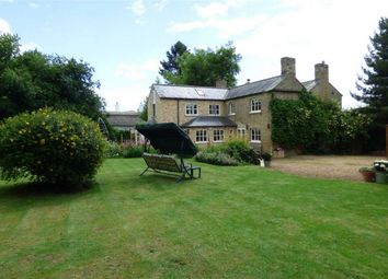 Thumbnail 4 bed detached house for sale in Holywell, St Ives, Cambridgeshire