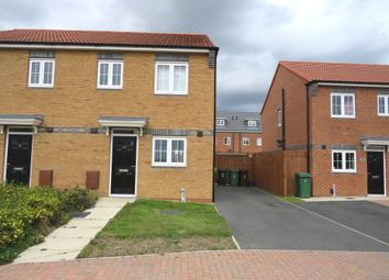 Thumbnail 2 bed semi-detached house for sale in Westfields, Hartlepool