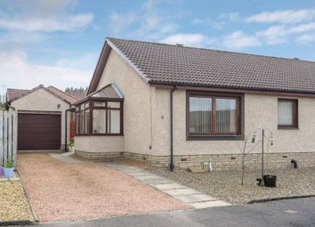 Thumbnail 2 bed semi-detached bungalow for sale in 22 Campbell Crescent, Cupar