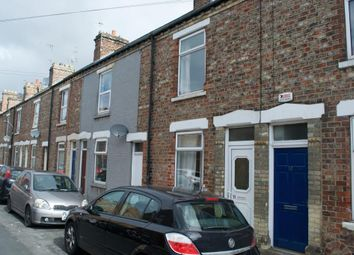 Thumbnail 4 bed terraced house to rent in Wellington Street, York