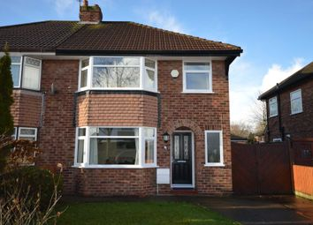 Thumbnail 3 bed semi-detached house for sale in Dawpool Drive, Bromborough, Wirral