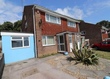 3 bed semi-detached house for sale in Goad Avenue, Torpoint, Cornwall PL11