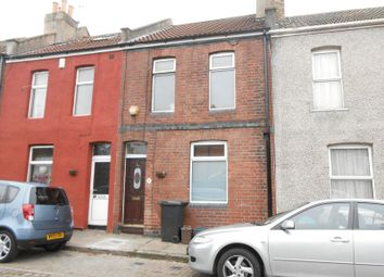 Thumbnail 2 bed terraced house to rent in Birkin Street, St. Philips, Bristol