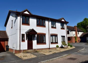 Thumbnail 3 bed semi-detached house for sale in Creechberry Orchard, Taunton