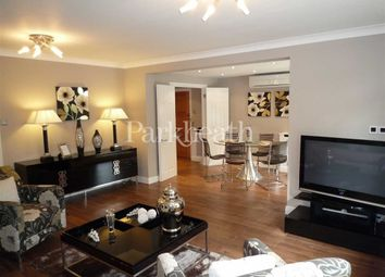 Thumbnail 3 bed flat to rent in St Johns Wood Park, St Johns Wood, London