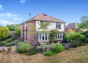 Thumbnail 4 bed detached house for sale in Main Street, Brinsley, Nottingham